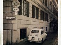 II pris i Serier. T.Söderholm: Kors och tvärs i Rom, 5